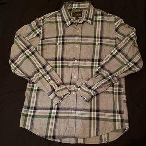 Men's Flannel Long Sleeve Shirt